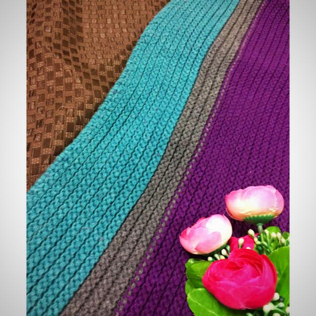 BEAMS(ビームス)のbuff 三色マフラー レディースのファッション小物(マフラー/ショール)の商品写真