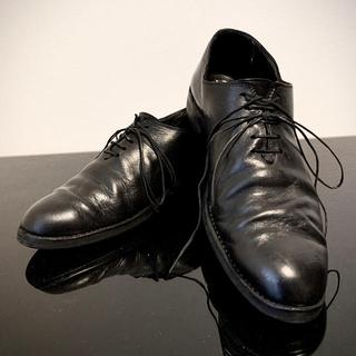 グイディ(GUIDI)のguidi ドレスシューズ 短靴 ダービーシューズ グイディ 革靴 カーフレザー(ドレス/ビジネス)