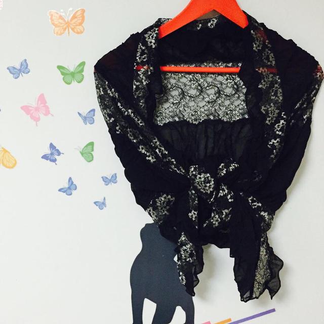 GRACE CONTINENTAL(グレースコンチネンタル)のグレースコンチネンタルのショール レディースのファッション小物(マフラー/ショール)の商品写真