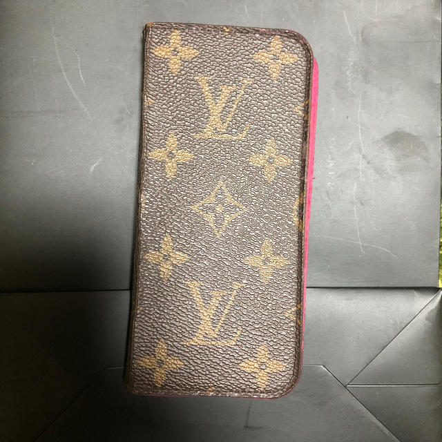 LOUIS VUITTON - Louis Vuitton iPhoneケース6.6s 7の通販