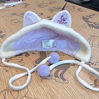 アナスイミニ(ANNA SUI mini)のANNASUIミニのベビー帽子(帽子)