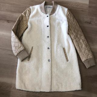ローズバッド(ROSE BUD)のSUGAR  ROSE   コート(毛皮/ファーコート)