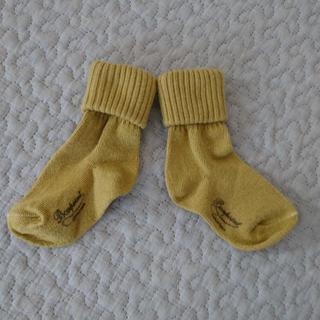 ボンポワン(Bonpoint)の新品未使用!ボンポワン ベビー ソックス(靴下/タイツ)