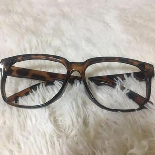 セシルマクビー(CECIL McBEE)の【送料込み】セシルマクビー 伊達眼鏡(サングラス/メガネ)