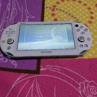 プレイステーションヴィータ(PlayStation Vita)のvita 本体 PCH-2000(携帯用ゲーム機本体)