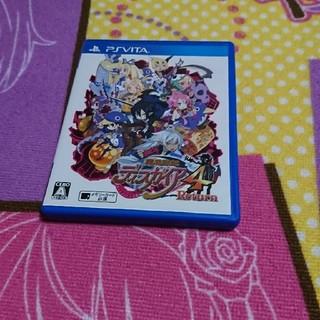プレイステーションヴィータ(PlayStation Vita)の魔界戦記ディスガイア4 Return(携帯用ゲームソフト)
