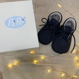 キャラメルベビー&チャイルド(Caramel baby&child )のpepe first shoes☆(フラットシューズ)