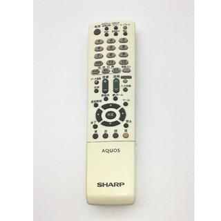 シャープ(SHARP)のタッホ ー様専用 AQUOS テレビリモコン GB068WJSB (その他)