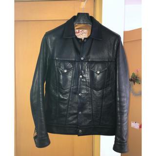 ルイスレザー(Lewis Leathers)のADDICT CLOTHES アディクトクローズ ルイスレザー ウエスタン(レザージャケット)