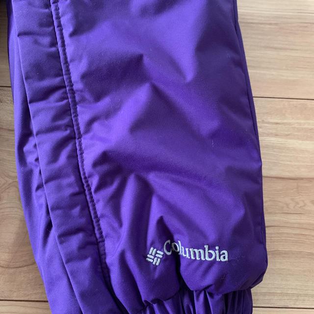 Columbia(コロンビア)のお値下げ!!コロンビア スノーウェア 100センチ スポーツ/アウトドアのスキー(ウエア)の商品写真