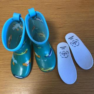 アンパサンド(ampersand)のアプレレクール   長靴 14(長靴/レインシューズ)