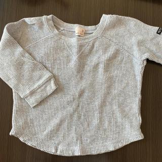プティマイン(petit main)のワッフルロンT(Tシャツ)