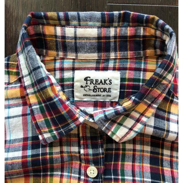 FREAK'S STORE(フリークスストア)のフリークスストア  シャツ レディースのトップス(シャツ/ブラウス(長袖/七分))の商品写真