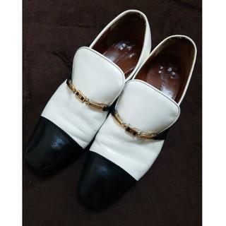 セリーヌ(celine)のCELINE セリーヌバイカラービットローファー fumikajunmikami(ローファー/革靴)