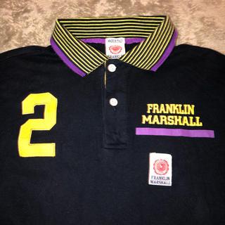 フランクリンアンドマーシャル(FRANKLIN&MARSHALL)のフランクリン マーシャル ポロシャツ(ポロシャツ)