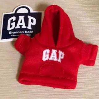 ギャップ(GAP)のGAPパーカー 幻のガチャガチャ  レッド(キャラクターグッズ)
