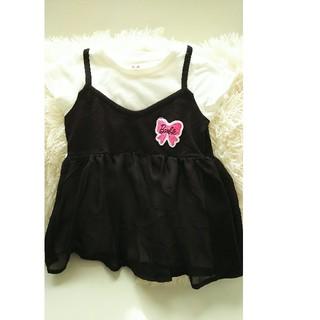 バービー(Barbie)の子供服(Tシャツ/カットソー)