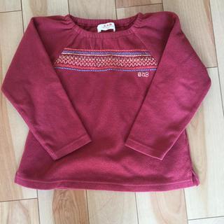 エーアーベー(eaB)のエーアーベー フリーストップス サイズ100(Tシャツ/カットソー)