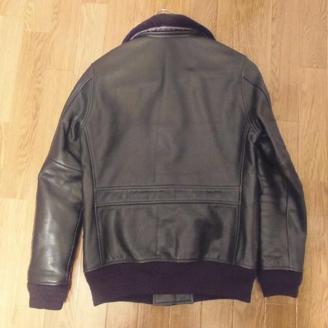AMERICAN RAG CIE(アメリカンラグシー)のニーガン様専用 アメリカンラグシー レザージャケット ライダース メンズのジャケット/アウター(レザージャケット)の商品写真