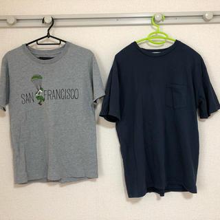 ジャーナルスタンダード(JOURNAL STANDARD)のジャーナルスタンダード Tシャツ 他1点セット(Tシャツ/カットソー(半袖/袖なし))