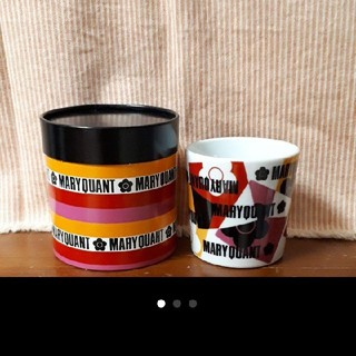 マリークワント(MARY QUANT)のMARY QUANT マルチカップ(食器)