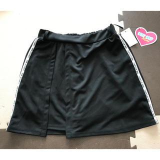 アベイル(Avail)のchip clip  mini サイドライン スカパン M 新品(ミニスカート)