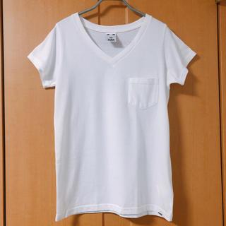 エックスガール(X-girl)のX-girl  VNECK TEE(Tシャツ(半袖/袖なし))