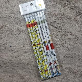 スヌーピー(SNOOPY)のスヌーピー 2B 鉛筆 ✨ 8本セット(鉛筆)