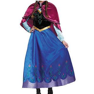 アナトユキノジョオウ(アナと雪の女王)のアナと雪の女王(衣装)