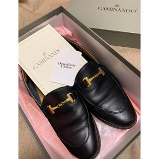 ドゥーズィエムクラス(DEUXIEME CLASSE)のCAMINANDO ローファー deuxieme class購入(ローファー/革靴)