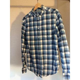 ウィーエスシー(WeSC)のwesc スウェーデン メンズ 綿麻シャツ(シャツ)