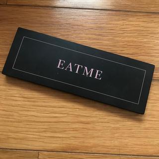 イートミー(EATME)のLARME付録 アイシャドウパレット(アイシャドウ)