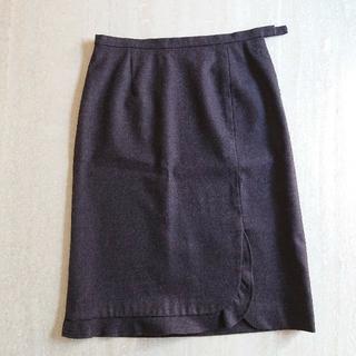 ハナエモリ(HANAE MORI)のモリハナエ  スカート 40(ひざ丈スカート)