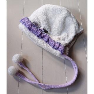アナスイミニ(ANNA SUI mini)のANNA SUI MINI アナスイミニ●ベビー帽子●美品(帽子)
