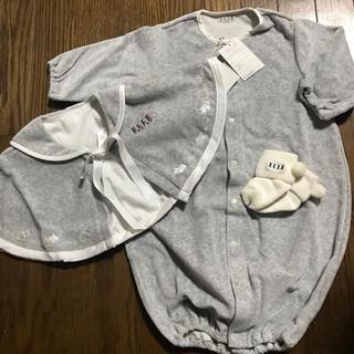 エル(ELLE)の☆専用☆ELLE ドレス&カバーオール お出かけ新品セット(カバーオール)