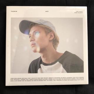シャイニー(SHINee)のTAEMIN 【ACE】未開封トレカ付きCD(K-POP/アジア)