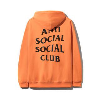 アンチ(ANTI)のASSC アンチソーシャルソーシャルクラブ パーカー M 19SS 未開封(パーカー)