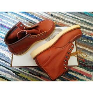 レッドウィング(REDWING)の美品 Red Wing (レッドウイング) 女性用ブーツ US6(23.0cm)(ブーツ)