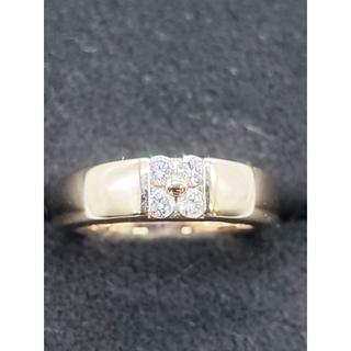 ブルーベリー様専用!指輪 リング ダイヤモンド 18金 宝石 アクセサリー(リング(指輪))