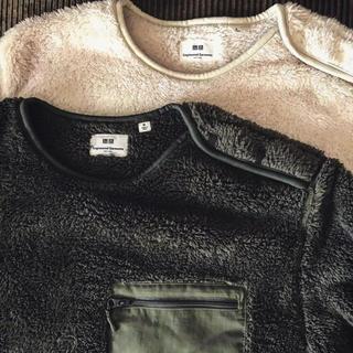 エンジニアードガーメンツ(Engineered Garments)のユニクロ エンジニアドガーメンツ 2枚組 M(スウェット)