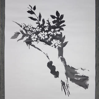 banksy gross domestic product flowers(その他)