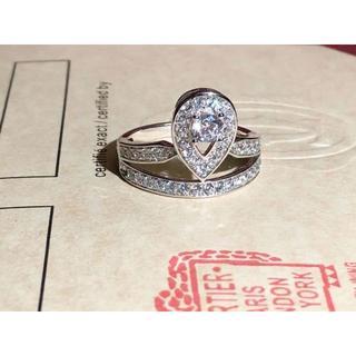 ショーメ(CHAUMET)のCHAUMET   ショーメ ダイヤモンド リング(リング(指輪))
