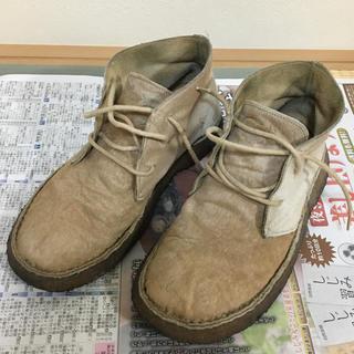 カンペール(CAMPER)のCAMPER 革靴 27cm 送料無料(ブーツ)