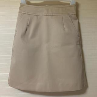 ルシェルブルー(LE CIEL BLEU)の【LE CIEL BLUE】スカート(ミニスカート)