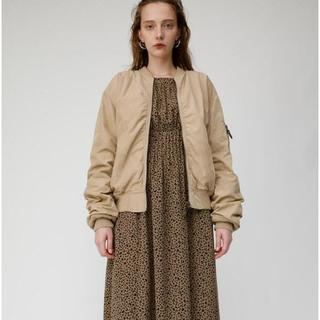 moussy - MOUSSY  Vintage OVER MA-1 ジャケット