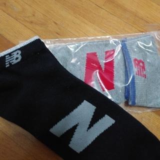 ニューバランス(New Balance)の☆new balance レディース靴下セット☆新品未使用(ソックス)
