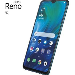 OPPO RENO A 楽天モバイル専売128GB(スマートフォン本体)