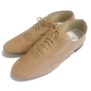 レペット(repetto)のレペット zizi オックスフォードシューズ 38  (ローファー/革靴)