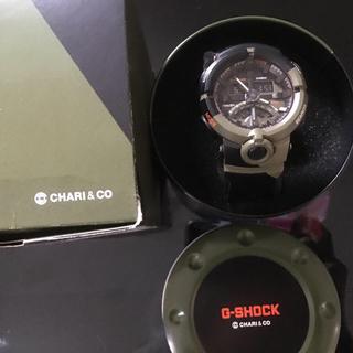 ジーショック(G-SHOCK)のG-SHOCK  CHARI&CO (腕時計(デジタル))