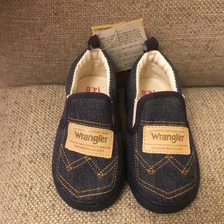 Wrangler - wrangler デニム スリッポン 靴 スニーカー ベビー
